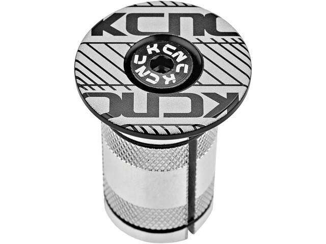 KCNC Headset Cap II met Expander, zilver